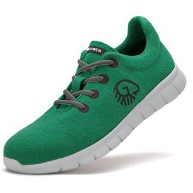 Giesswein Merino Wool Chaussures de running Homme, wiese